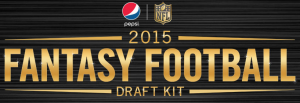 Pepsi Fantasy Football Sweepstakes at Buffalo Wild Wings