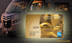 RV123 $1,000 AMEX Gift Card Promotion
