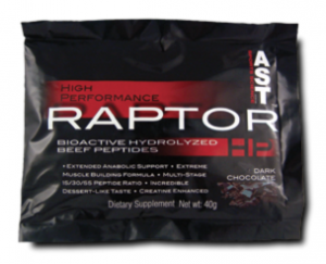 Free Sample Of Raptor HP Super-Protein Supplement