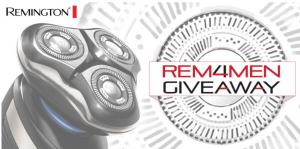 Rem4Men Giveaway