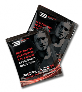 Free 3 Pack Sample Of ReplaceSR Electrolyte Tablets