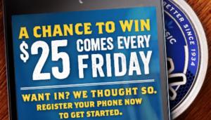 Skoal Happier Hours Instant Win Game