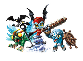 Frito-Lay/Skylanders High Five Instant-Win Game