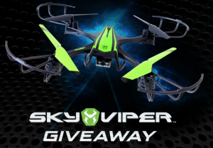 Sky Viper Flying Drones Giveaway