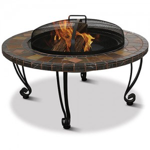 Enter To Win A Slate & Marble Outdoor Fire Pit