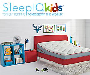 Sleep Number SleepIQ Kids Sweepstakes