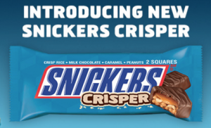 Snickers Brand 2016 Celebrate On The Field Game