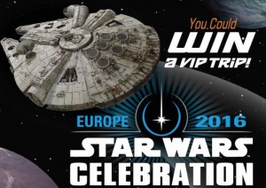 General Mills Star Wars Far, Far Away Getaway Sweepstakes