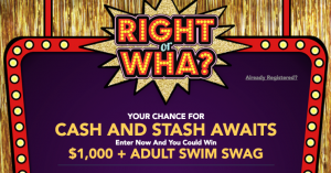 Adult Swim Right or WHA? Sweepstakes