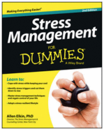 Free Stress Management for Dummies eBook (A $14.99 Value)