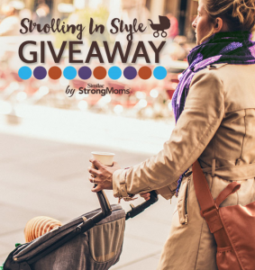Strolling in Style Giveaway by Similac StrongMoms