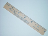 Free Set Of Wooden Rulers For Teachers