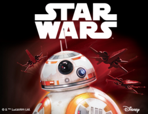 The Children's Place Star Wars Instant Win Game