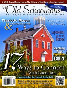 "Free Issue Of ""The Old Schoolhouse"" Magazine"