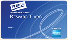 Free $10 American Express Reward Card From Perdue
