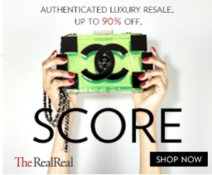 Easily Consign Your Luxury Designer Items With The RealReal