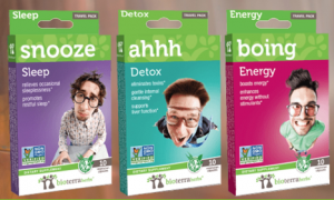 Free Sample of Any BioTerra Herbs Travel Pack