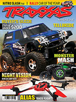 Free Subscription To Traxxas Magazine (RC Cars)