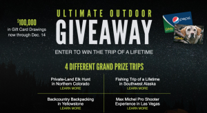 Cabela's Ultimate Outdoor Giveaway