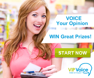 Earn Money with VIP Voice...