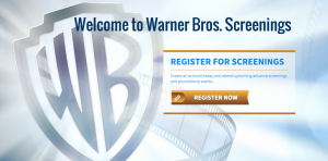 Possible Free Warner Bros. Movie Screenings