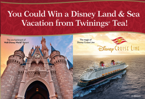 """The """"2016 Twinings Winter Promotion: Land & Sea"""" Sweepstakes"""