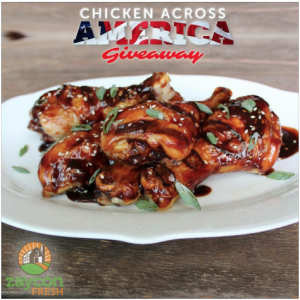 Chicken Across America Giveaway