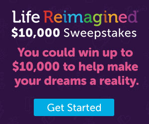 AARP Life Reimagined Sweepstakes