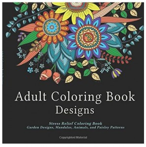 Enter To Win An Adult Coloring Book (3 Winners)