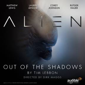 Free Alien Out of the Shadows AudioBook