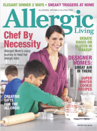 One Free Issue Of Allergic Living Magazine