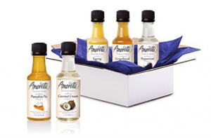 Amoretti Syrup Sample Box (contains 8 or more samples)