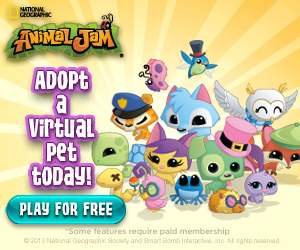 Animal Jam - Great Game for Kids from National Geographic
