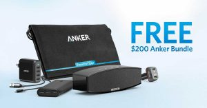 Free Anker Products For Referring Friends