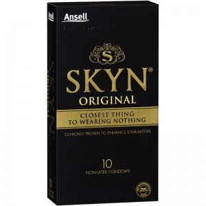Free Sample Of Ansell Skyn Condoms