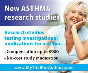 Get Paid To Participate In An Asthma Study