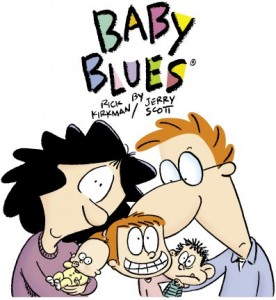 Free Baby Blues Comic Newsletter
