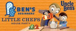 Ben's Beginners Little Chefs House Party