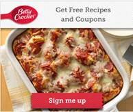 Delicious Recipes From Betty Crocker