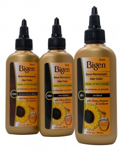 Free Sample Of Bigen Sheen Spray And A Chance To Win An iPad Mini