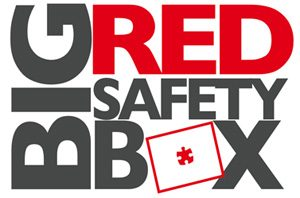 Free NAA's Big Red Safety Box For Families With Autism