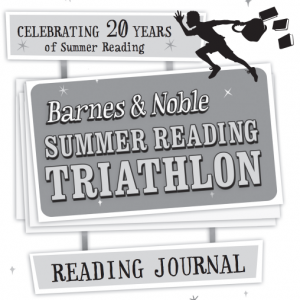 Barnes & Noble Summer Reading Triathlon - Free Book For Kids