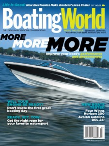 Free One Year Subscription To Boating World Magazine