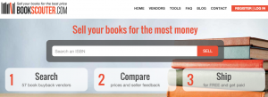Sell Your Old Books At BooksCounter.com