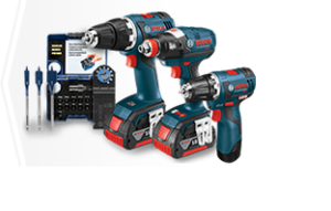 Bosch Best Built Sweepstakes