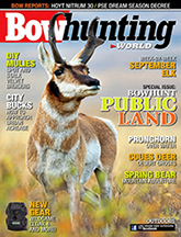 Free One Year Subscription To Bowhunting World Magazine