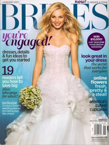 Free One Year Subscription To Brides Magazine