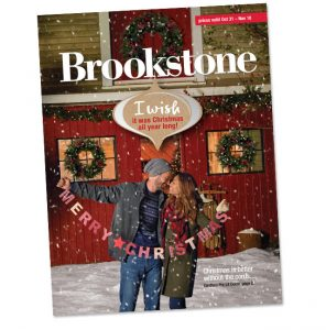 Free Brookstone Catalog