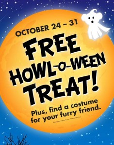 Free Howl-O-Ween Treat From Build A Bear