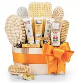 Enter To Win A Perfectly Pampered Burt's Bees Spa Gift Basket